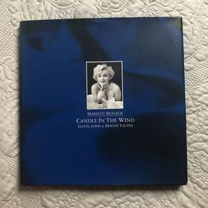 Other - Marilyn Monroe, Candle In The Wind, Photo book